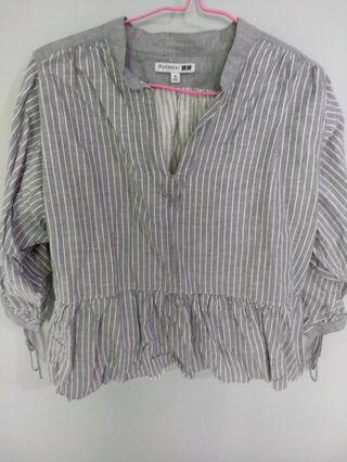 BN Blouse from Uniqlo