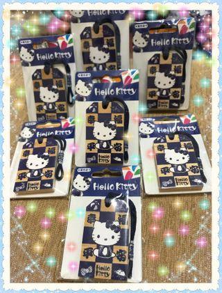 🚚 全新現貨💕HELLO KITTY 木質御守造型悠遊卡-幸福平安📣🎉慶祝母親節 限時限量優惠價$179📣