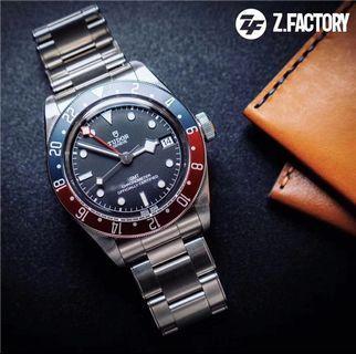 ZF Factory TudoR GMT Black Bay (Rdy stock) Free original box