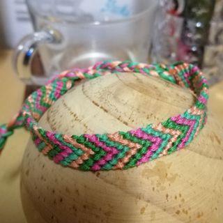 自製手繩, v紋手繩腳繩