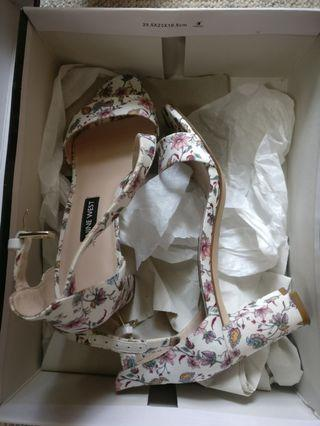 Nine West Short Sandals