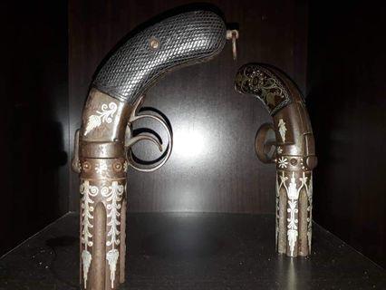 Pistol belanda antik