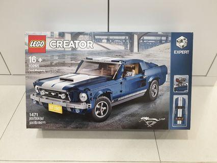 Lego 10265 Fort Mustang creator -  brand new MISB