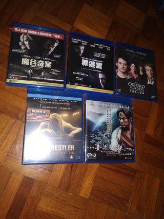 Blu ray 拼命戰羊 魔谷奇案 牛津殺人定律 等