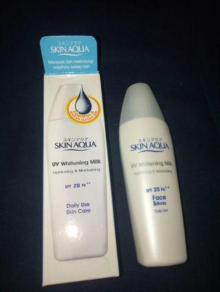 Skin Aqua UV Whitening Milk