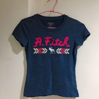 A&F T恤
