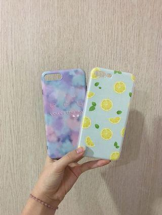 "case ip 7+ ""2pcs"""