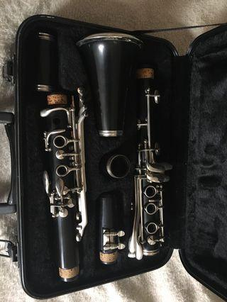 Barely used Clarinet (with lots of extra accessories included)