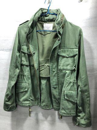 Beams Boy M65 Jacket 軍綠外套 軍褸
