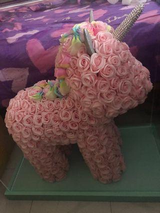 肥皂花獨角獸unicorn pink fable