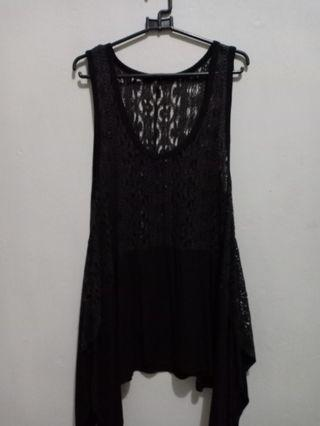 Black Top lace