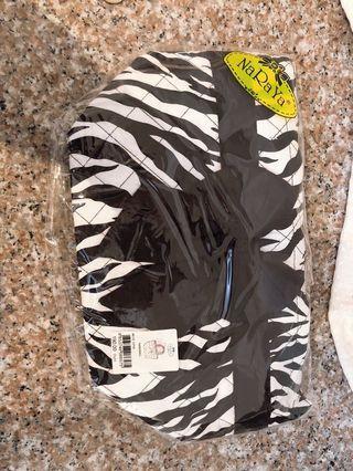 🚚 泰國曼谷包 斑馬紋手提包 全新