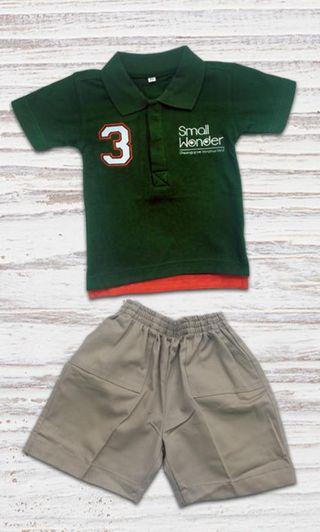Looking for small wonders boy uniform (xs or s)