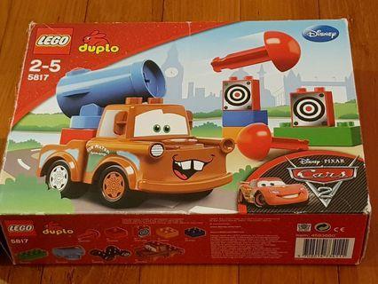 Lego Duplo 5817 Agent Mater