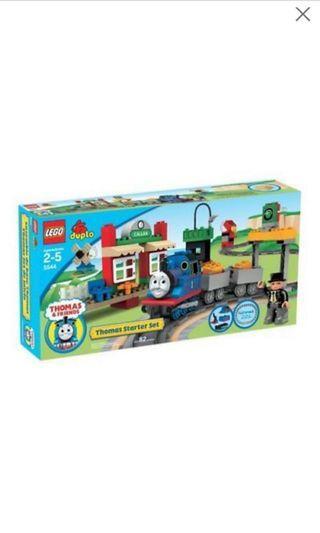 Lego Duplo 5544 Thomas Starter Set