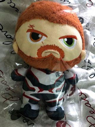 """𝘼𝙑𝙀𝙉𝙂𝙀𝙍𝙎: 𝙀𝙣𝙙 𝙂𝙖𝙢𝙚 THOR 10"""" Plush Toy [Limited Edition]"""