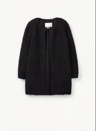 Aritzia Wilfred Laboratoire Teddy Coat XXS