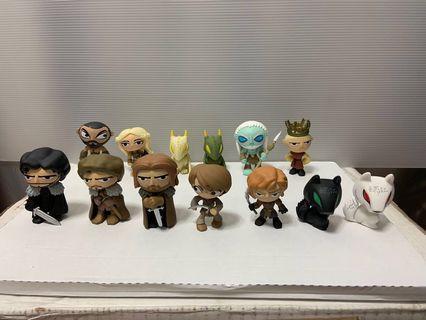Funko Mini - Games of Thrones! #EndgameYourExcess