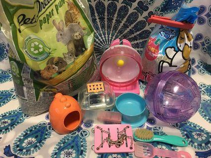 FREE Hamster Stuff(READ LISTING FIRST)