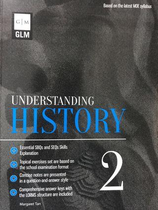 Sec 2 elective history assessment book ONLY $5