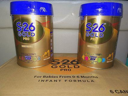 S26 Gold Pro S-26 Stage 1 900g