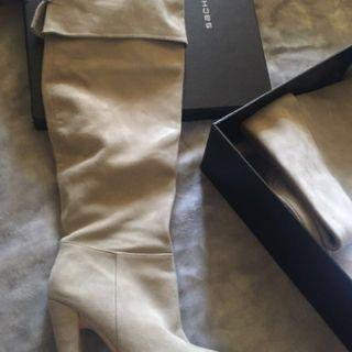 Designer label Sachi knee high sexy boots