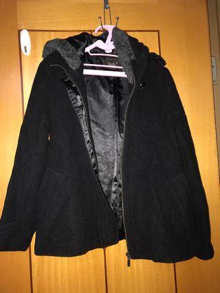 Veeko 黑色外套 短裝外套