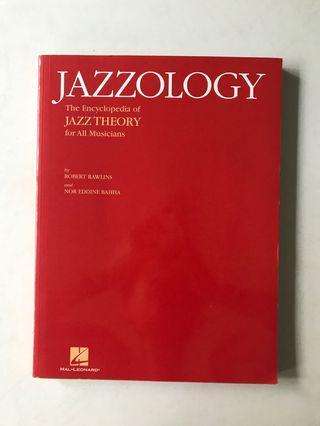 🚚 Hal Leonard Jazzology- Jazz Theory Book