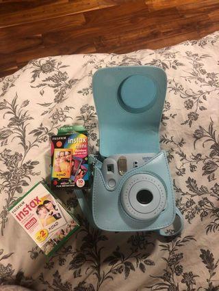 Polaroid camera and films