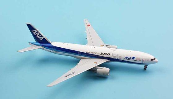 1/400 JC Wings All Nippon Airways ANA B777-200ER JA745A 2020