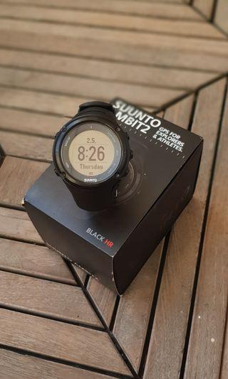 Suunto Ambit 2 GPS Watch with 2 HRM Belt