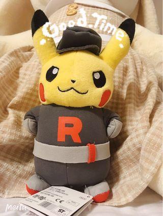 Cosplay Pikachu - Pokémon Plush Toy
