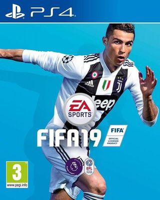 🚚 FIFA 19 PS4