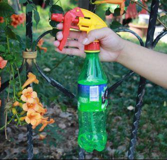 Water Spray Head for Drinks Bottle