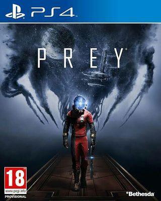 Kaset PS4 PREY