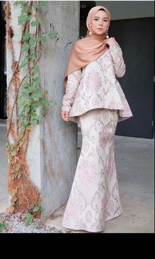 Hijabistahub The Royale Brocade