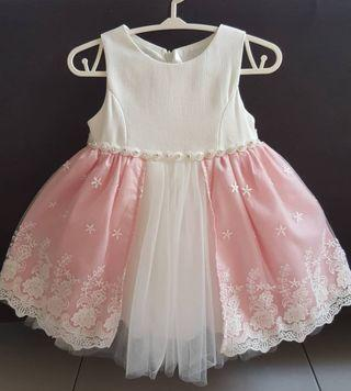 gown dress akikah/birthday