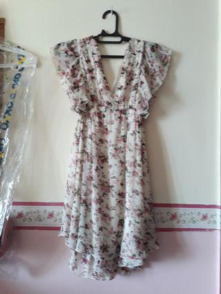 Flower Dress chic simple