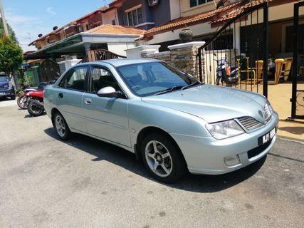 Proton Waja Auto 1.6 2002 Silver Tiptop Condition
