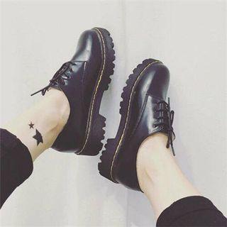 🚚 Black Low Cut Ankle Boots