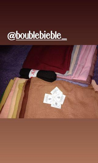 Jilbab paris, bella square,  rawis,  pashmina diamond ready
