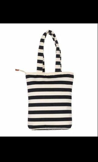 Tote Bag Stripe