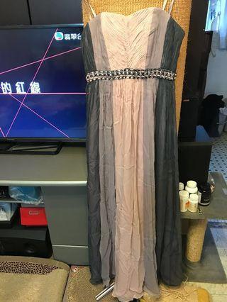 BCBG晚裝裙