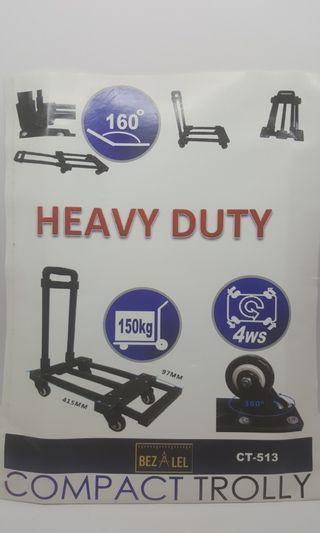 Heavy Duty Compact Trolly