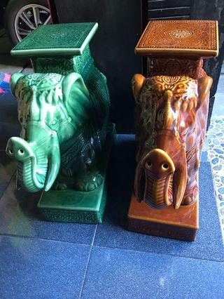 Patung Gajah (Batu)