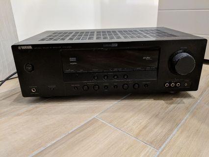 接收器 Yamaha HRT- 6130~500watt 5.1channel