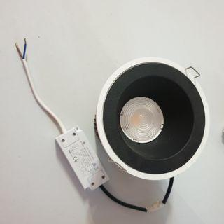 LED Recessed Circle Downlight 6W