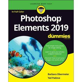 ( EBOOK ) Photoshop Elements 2019 For Dummies