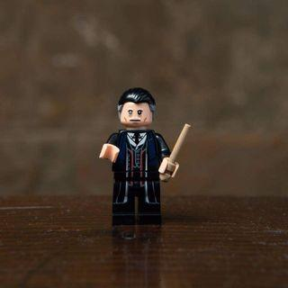 Lego Percival Graves #22 71022 Minifigures Series Harry Potter and Fantastic Beast Ultra Rare Minifigure. No Marvel Disney Star Wars Ninjago City Friends Brickheadz Architecture Polybag Mosaic Creator. Trade Buy Sale.