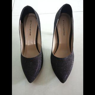 High Heels Purple Size 37cm
